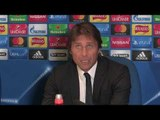 Conte hails 'perfect' start to Champions League campaign