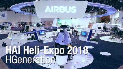 HAI Heli-Expo 2018 - HGeneration