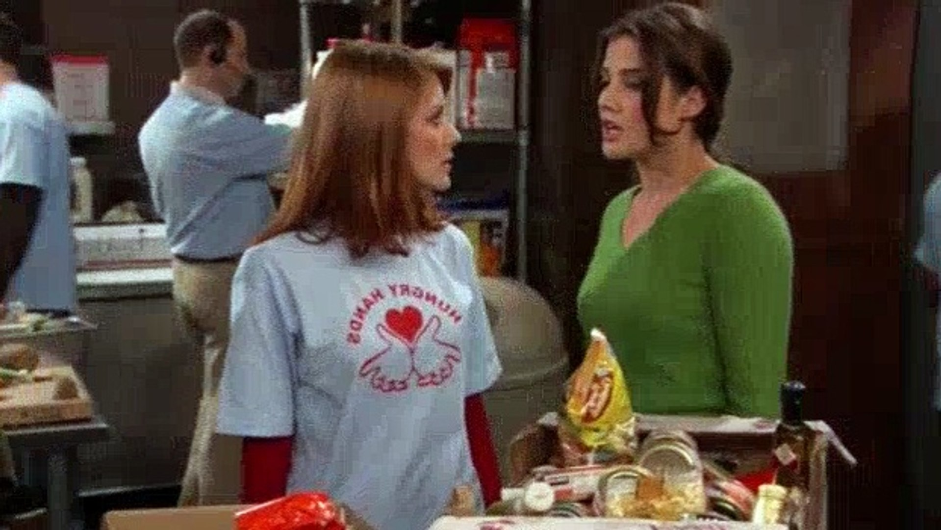 How I Met Your Mother S01e09 Belly Full Of Turkey Video Dailymotion