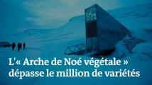 Créée il y a dix ans, l'« arche de Noé végétale » abrite aujourd'hui plus d'un million de variétés