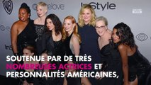 Vanessa Paradis, Julie Gayet et plusieurs actrices françaises lancent #MaintenantOnAgit