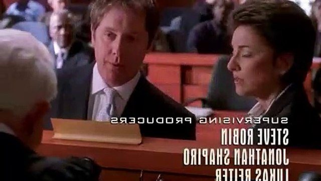 Boston Legal - 107 - Questionable Characters