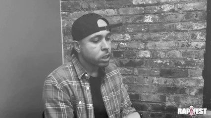 The Rapfest | Interviews | Vada Azeem
