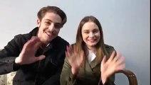 """""""En iyi TV Çifti"""" seçilen Miray Daner ve Boran Kuzum'dan mesaj var!"""