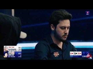 ADRIAN MATEOS DIAZ s'incline en table finale du PCA (La Main du Lundi)