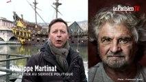 Italie : quelle place pour Beppe Grillo aux législatives ?
