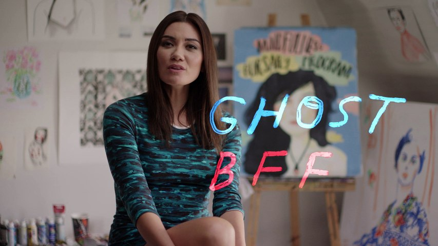 Ghost BFF: PSA: 5
