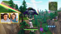 GIRLFRIEND PLAYS FORTNITE FOR FIRST TIME! - Fortnite Battle Royale Gameplay