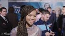 """Storm Reid Says Ava DuVernay Teaches Her to """"Always Be Myself"""" and """"Always Do the Work"""" 