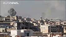 'Syrian Army takes control of Aleppo's rebel-held Old City' - monitoring group
