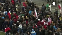 Poland: thousands turn out for anti-immigration protests