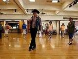 The Cowboy Line Dance ) Walkthrough