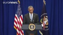 Obama vetoes 9/11 victims bill, says no to legal action against Saudi Arabia