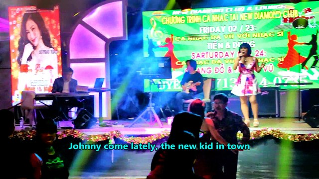 New kid in town (EAGLES)- Bich Thuy cover