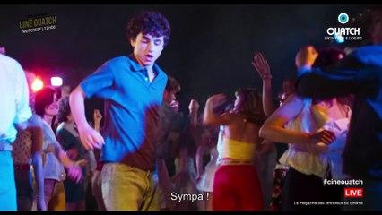 Ciné OUATCH S03E14 : Call me by your name, La fête est finie, Lady Bird et les films de la semaine