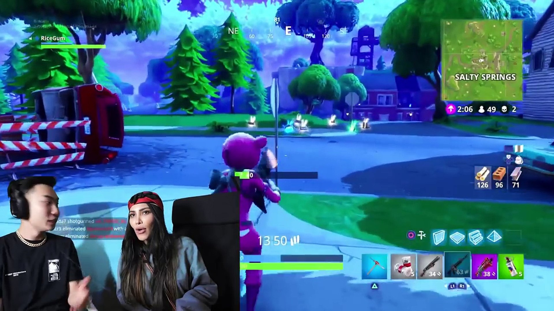 Girls taking their clothes off for every kill in fortnight 1 Kill Remove 1 Clothing Piece Fortnite W Kim Kardashian Insane Ending Dailymotion Video