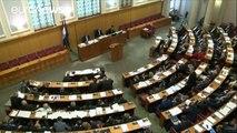 Croatia lawmakers vote to dissolve parliament amid political crisis