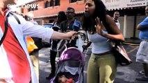"""Venezuela: euronews investigates """"erased signatures"""" on referendum petition"""