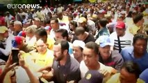 Authorities validate petition signatures in first step towards ousting Venezuelan president