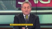 """#SNCF """"Je souhaite qu'on me donne les moyens d'ouvrir vraiment à la concurrence"""" - Xavier Bertrand : """"Aujourd'hui je fais un chèque d'un peu plus de 420 M d'euros par an à la SNCF mais je n'en n'ai pas pour mon argent"""""""