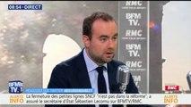 """Ordonnances: """"Les Français nous ont demandé de transformer le pays, et pas de le faire n'importe comment, mais de le faire vite"""", estime Sébastien Lecornu"""