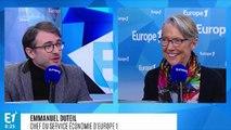 """Nouvel épisode neigeux : """"Les agents sont prépositionnés"""", assure Elisabeth Borne"""