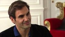 Federer revient sur sa carrière et évoque le futur du tennis