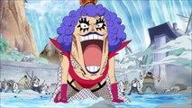 Luffy VS Mihawk 2 2 English Dubbed