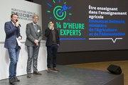 Le 1/4 d'heure des experts  - Être enseignant dans l'enseignement agricole - Emmanuel Delmote