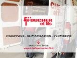 Foucher et Fils, chauffage, climatisation et plomberie à Saint-Cyr-l'Ecole.