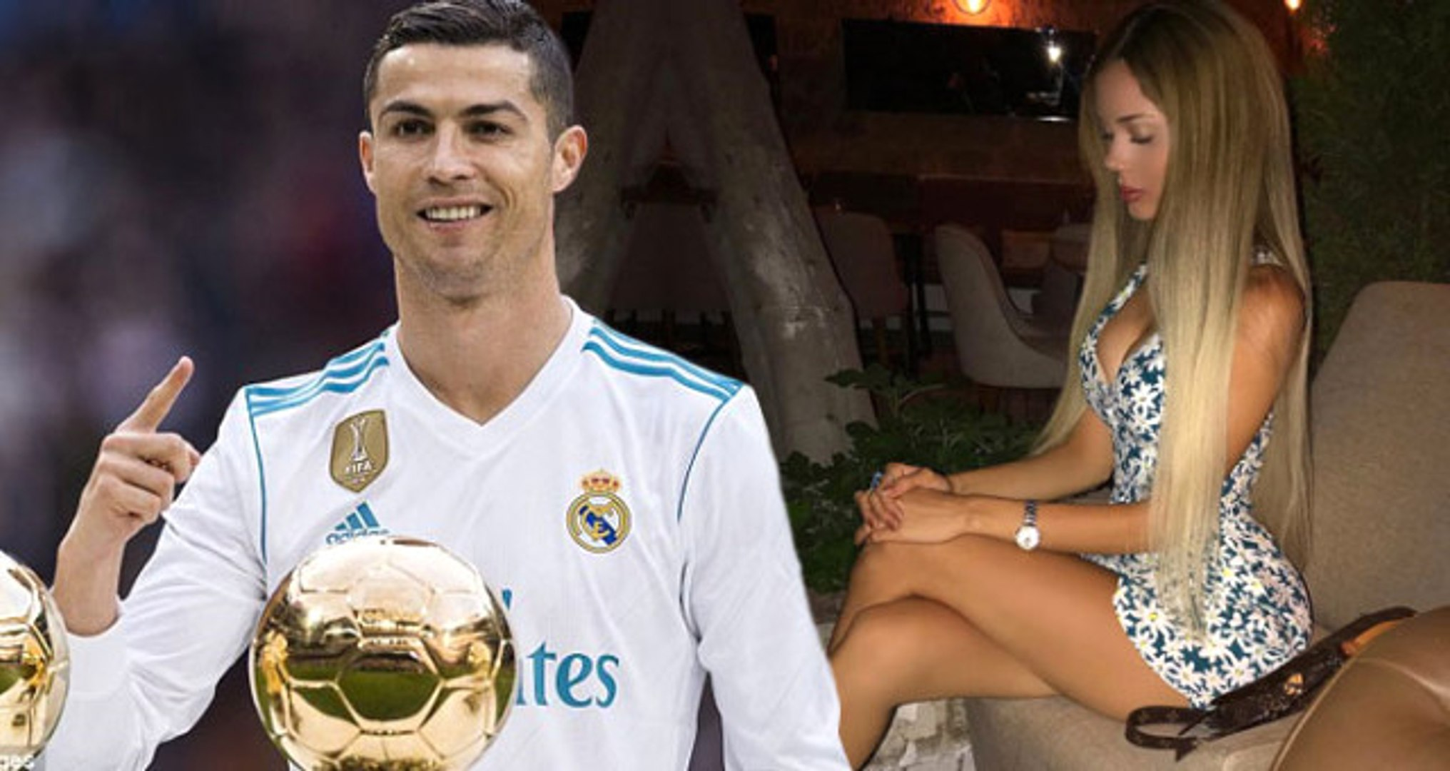 Cansu Taşkın, Kendisine İnanmayanlara Ronaldo'nun Mesajlarını İfşa Ederek Cevap Verdi