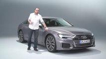Tout ce qu'il faut savoir sur l'Audi A6 (2018)