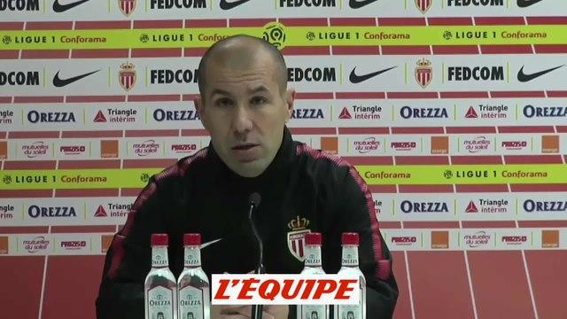 Jardim «On a perdu deux points importants» - Foot - L1 - 28e j.