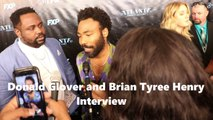 HHV Exclusive: Donald Glover aka Childish Gambino and Brian Tyree Henry talk Atlanta culture, shouting out Migos, and more