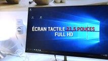 Vision 215, le nouveau PC tout-en-un à petit prix d'Archos