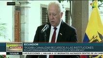 teleSUR noticias. Brasil: rechazo al ministerio de Seguridad Pública