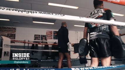 Inside GLORY 51 Rotterdam Fight Week: Part 2