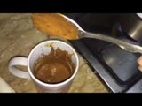 Coffee beaten coffee recipe,coffee recipe without machine in 5mins-hand beaten coffee