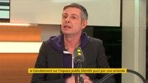 """Harcèlement en public bientôt puni par une amende : """"D'autres pays l'ont fait et on sait que dire l'interdit, c'est extrêmement important, surtout en France"""", estime Anthony Bellanger, journaliste à France Inter #lesinformes"""