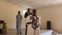 Modibo SIDIBE - à la rencontre citoyenne de Kangaba