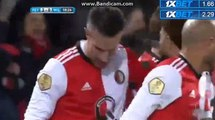 Robin van Persie Goal HD Feyenoord 2-0 Willem II