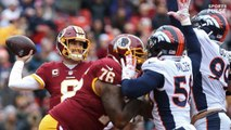 NFL Combine Day 1: All about Kirk Cousins