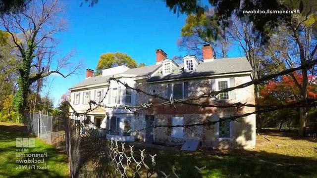 Paranormal Lockdown S02 E08 White Hill Mansion amp Kreischer Mansion Unlocked