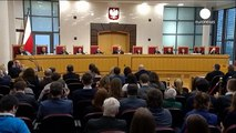 Changes to Poland's highest court ruled 'unconstitutional'
