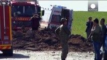 Turkish army says six officers killed by bomb near Diyarbakir