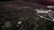 Strade Bianche NAMEDSPORT> 2018 - Planimetria uomini