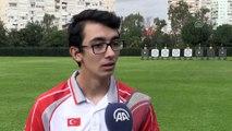 Milli okçu Mete Gazoz'un hedefi olimpiyat şampiyonluğu - ANTALYA