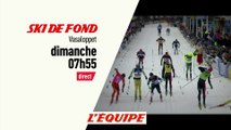 Vasaloppet, bande-annonce - SKI DE FOND - SKI CLASSICS