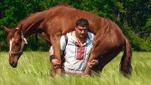 STRONGEST MAN in the WORLD (Dmitriy Khaladzhi)