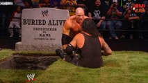 The Undertaker vs Kane Buried Alive Matches Ever 2010